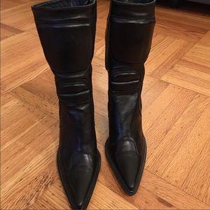 👢💕 @tarinnicole MIU MIU Boots Soft Leather SOLD